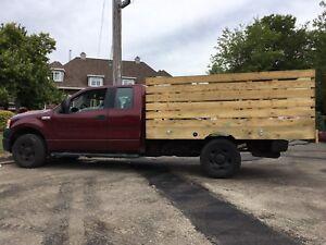 Turbo's  trucking