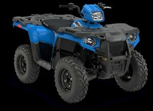 2018 Polaris Sportsman 450 High Output EPS -