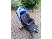 Jolie pushchair and raincover