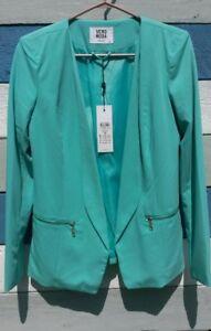 NEW WITH TAGS! Turquoise Vero Moda Blazer - size M