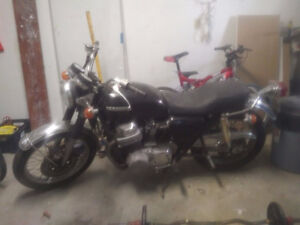 1974 750 Honda