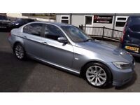 2011 BMW 318d Exclusive Edition, 112000miles, MOT Nov 17, full leather, privacy glass, local owner