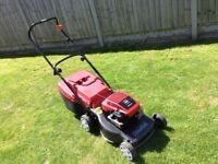 Mountfield hp470 petrol push mower