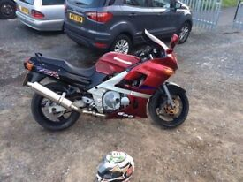 Kawasaki zzr600 swap for best 125cc no chinese rubbish.