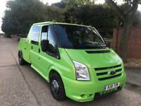 Ford transit 2.4 diesel 2006 recovery truck fully rebuilt 1 off