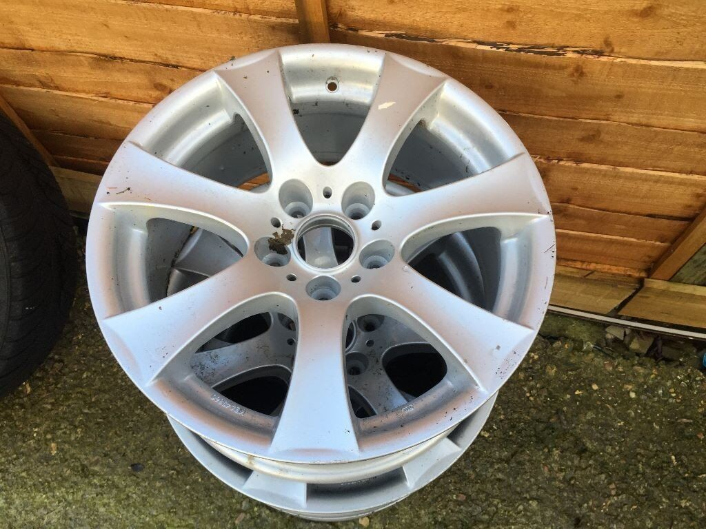 BMW 17 inch Brand New Alloy Wheels - Only 3 Avaliable - Brand New - Perfect For Spare -