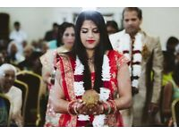 Asian Wedding Photography and Cinematography- Film Style