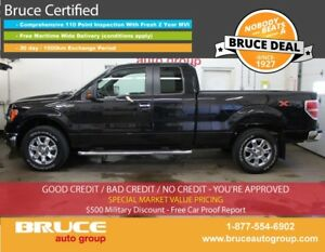 2014 Ford F-150 XTR 5.0L 8 CYL AUTOMATIC 4X4 SUPERCAB ?SATELLITE
