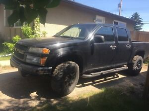 2007 chevy Colorado 4x4