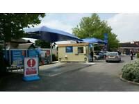 Flitwick Tesco hand car wash