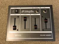Maplin MPX 55 sound mixer
