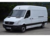 2.1 313 CDI LWB 5D 129 BHP RWD H/ROOF DIESEL PANEL MANUAL VAN 2012