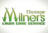 Milners lawn care. Yard clean ups. Sodding. Tree removal. Hedge