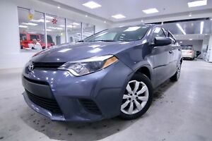 2014 Toyota Corolla  LE, ONE OWNER, CLEAN CARPROOF, FULL SERVICE