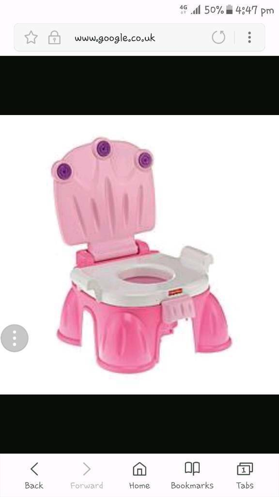 Princess Potty Trainerin Southampton, HampshireGumtree - Hardly Used. Good Condition. Makes sounds. Alot more life left. Good for a starter. Anymore information message me. Thanks!