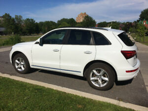 2017 Audi Q5 - Cession de bail de location