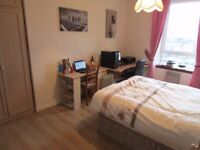 Beautiful room for rent, 19 m^2, 110£ pw, Dennistoun G31, great for students!