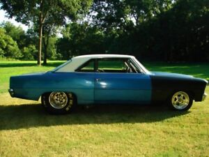 Searching for 1966/67 Chevy II parts car