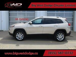 2014 Jeep Cherokee Limited Full Load Self Parking Technology Pkg