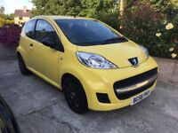 Peugeot 107 Urban Lite
