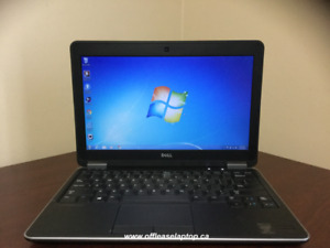 Dell Latitude Ultrabook E7440 Core i7 Laptop, Win 7 & 90 Day Wty