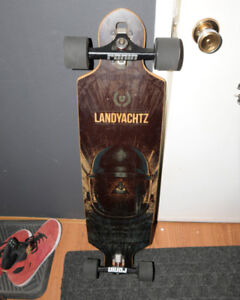 "Landyactz 38"" Switchblade. Rare Black Op Graphic"