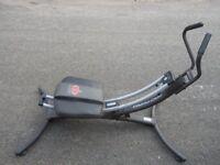 Ab glider pro form exercise machine