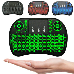 Mini keyboard remote (great with android boxes)