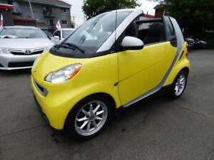 2008 SMART FORTWO PASSION CABRIOLET (90,000 KM, MAGS, FULL!!!)