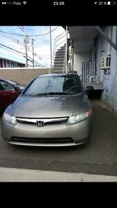 Excellente honda civic 2007! A vendre