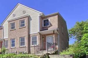 Condo Townhouse 2-Storey Bright End Unit For Sale.