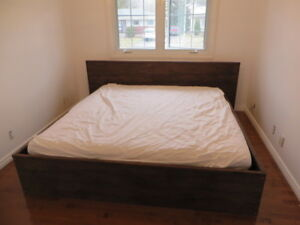 hardwood frames and or headboards