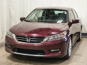 2014 Honda Accord Touring V6 Sedan w/ Navigation, Leather, Exten