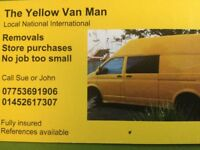 MAN & VAN SERVICE