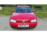 Mk4 Volkswagen golf gttdi 130bhp pd 6 speed £1350 ono