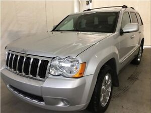 Jeep Grand Cherokee Limited 4x4 Cuir Toit Ouvrant MAGS 2010