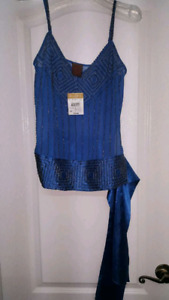 Beautiful Danier Party Top Size Extra Small XS