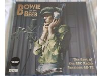 DAVID BOWIE - BOWIE AT THE BEEB (1968-1972) - BOX SET - BRAND NEW