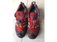 SALOMON walking/hiking shoes
