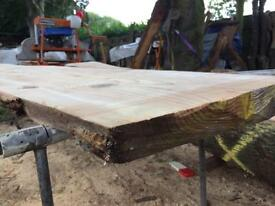 10ft cedar boards ideal for garden seating or bench LARGE BOARDS