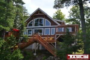 """SAVE!-Tamlin's """"Clear Lake"""" 1744 sq.ft. Hybrid Timber Special"""