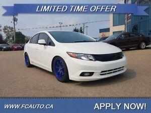 2012 Honda Civic Si Must See!!