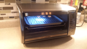 TOASTER CONVERSATION OVEN