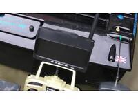 Wireless colour bait boat video camera carp fishing