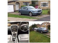 Jaguar X Type 2.0 D Sport + Low Mileage + 1 Owner + Grey Leather Seats +