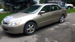 2003 Honda Accord EX-L 121300km!