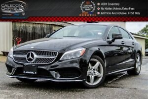 2016 Mercedes-Benz CLS-Class CLS 400|4Matic|Navi|Sunroof|Backup