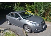 Grey Chevrolet CRUZE 1.6 Good Condition on sale in October 2017