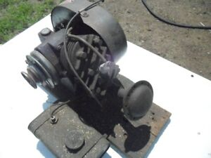 HARD TO FIND OLD RARE ANTIQUE 4 CYCLE IRON HORSE ENGINE.