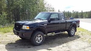 2008 Ford Ranger 4x4 Remote Start
